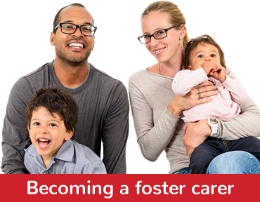Becoming a foster carer