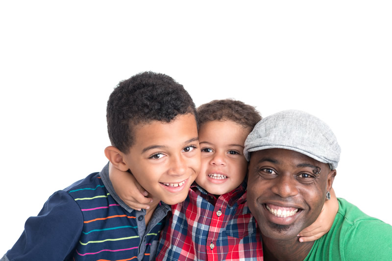 We Can Achieve Happy, Ethnically-Matched Adoptions.